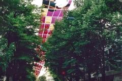 Sonnensegel 1998-08